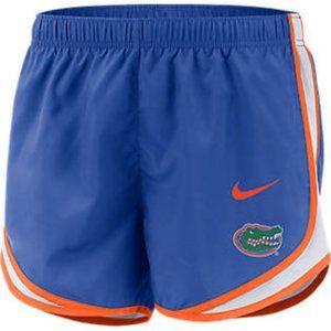Nike Florida Gators Dri-Fit Running Shorts - Sz L